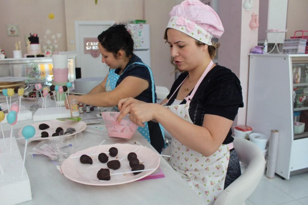 Ankara Cakepop Kursu (2)