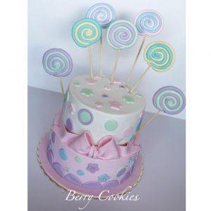 Candy Cake Ankara Pasta Modelleme Kursu